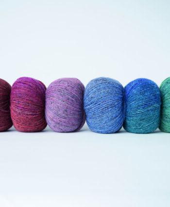 Felted Tweed Colour Yarn Lifestyle 1